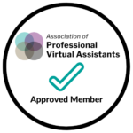 association of professional virtual assistants